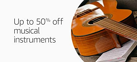 Amazon: Musical Instruments – Upto 50% OFF
