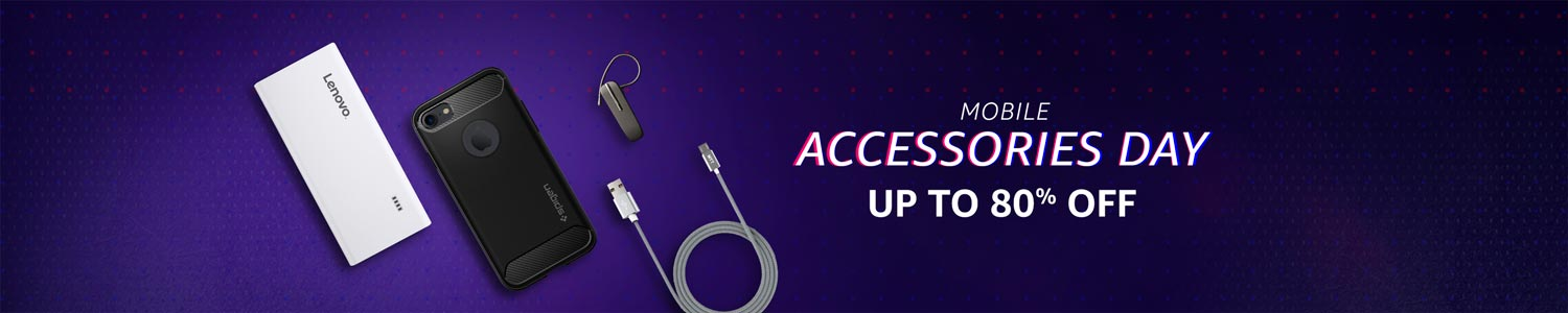 mobile accessory day