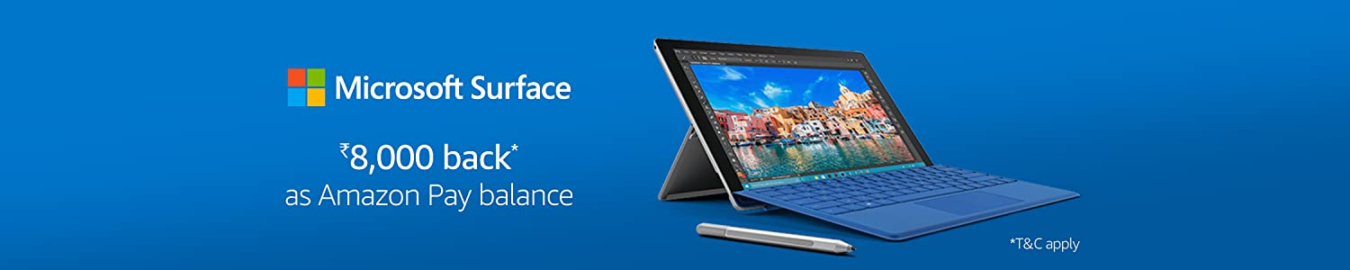 Surface Offer