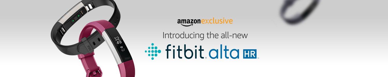 Introducing Fitbit Alta HR