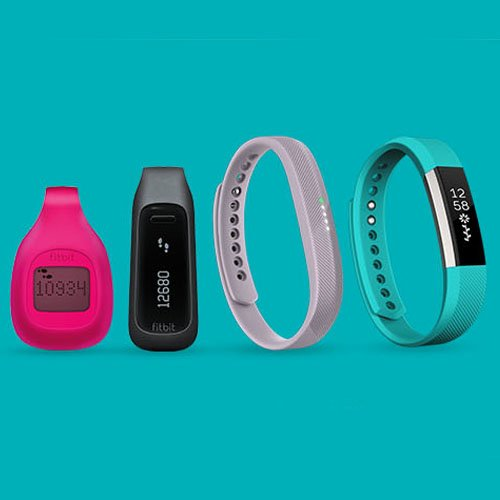 Fitness wristbands & clips