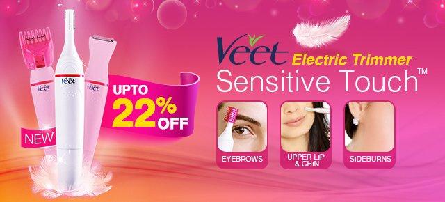 veet sensitive touch