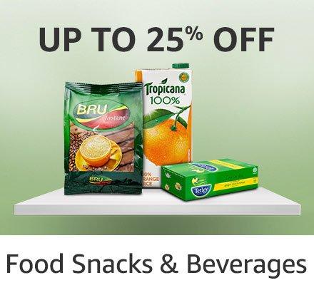 food snacks & beverages
