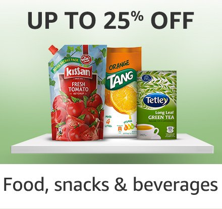 food snacks & beverages