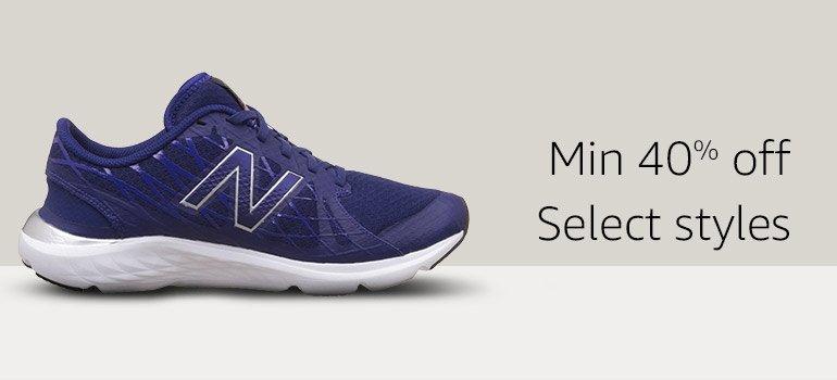 Min 40%: Select styles