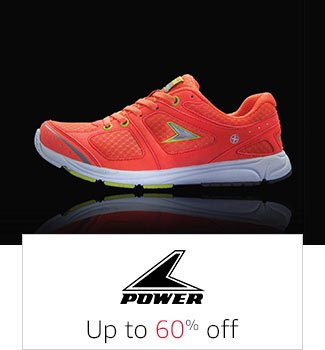Power: Up to 60% off