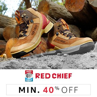 Red Chief: Min 40% off