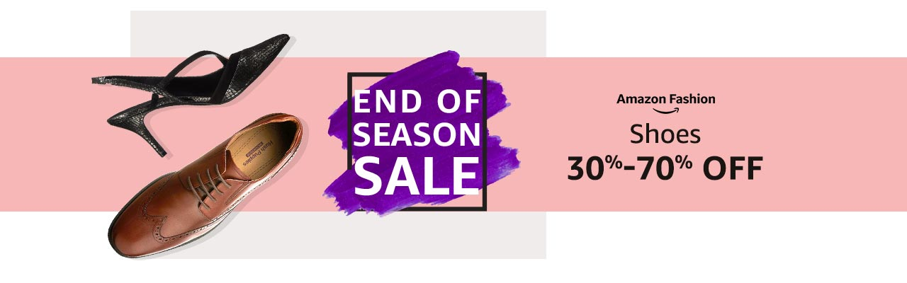 Shoes: 30% - 70% off