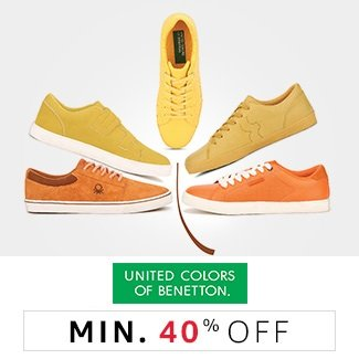UCB: Minimum 40% off