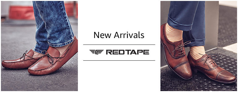 Red Tape: New Arrivals