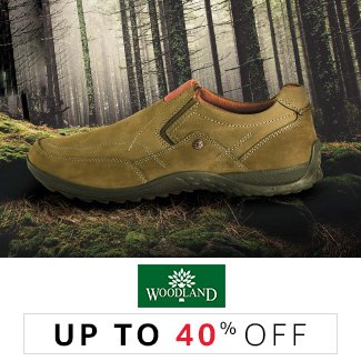 Woodland: Up to 40% off