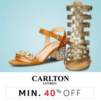 Carlton London: Min 40% off
