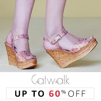 Catwalk: Up to 60% off