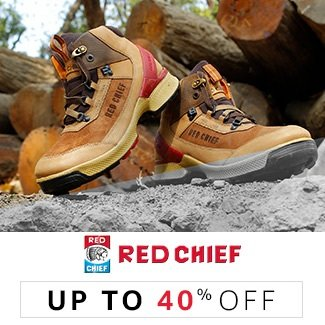 Red Chief: Up to 40% off