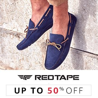 Red Tape: Up to 50% off