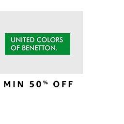 UCB: Min 50% off