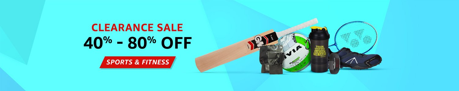 Clearance sale 40-80 off