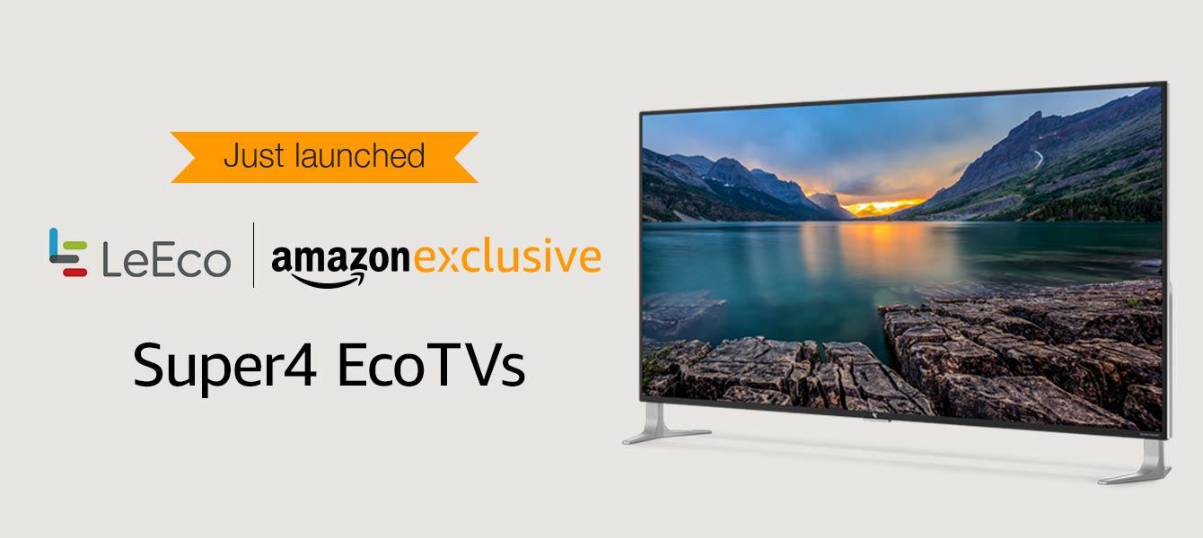 LeEco TVs