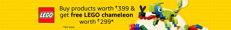 Lego chameleon offer
