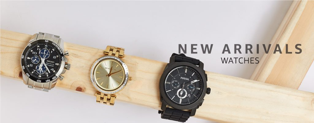 Watches : 30% - 70% Off