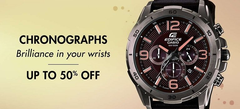 buy watches for men online at low prices in shop sports chronographs