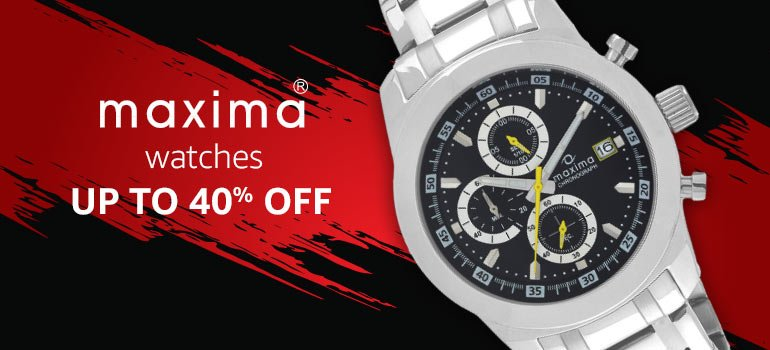 buy watches for men online at low prices in shop sports maxima