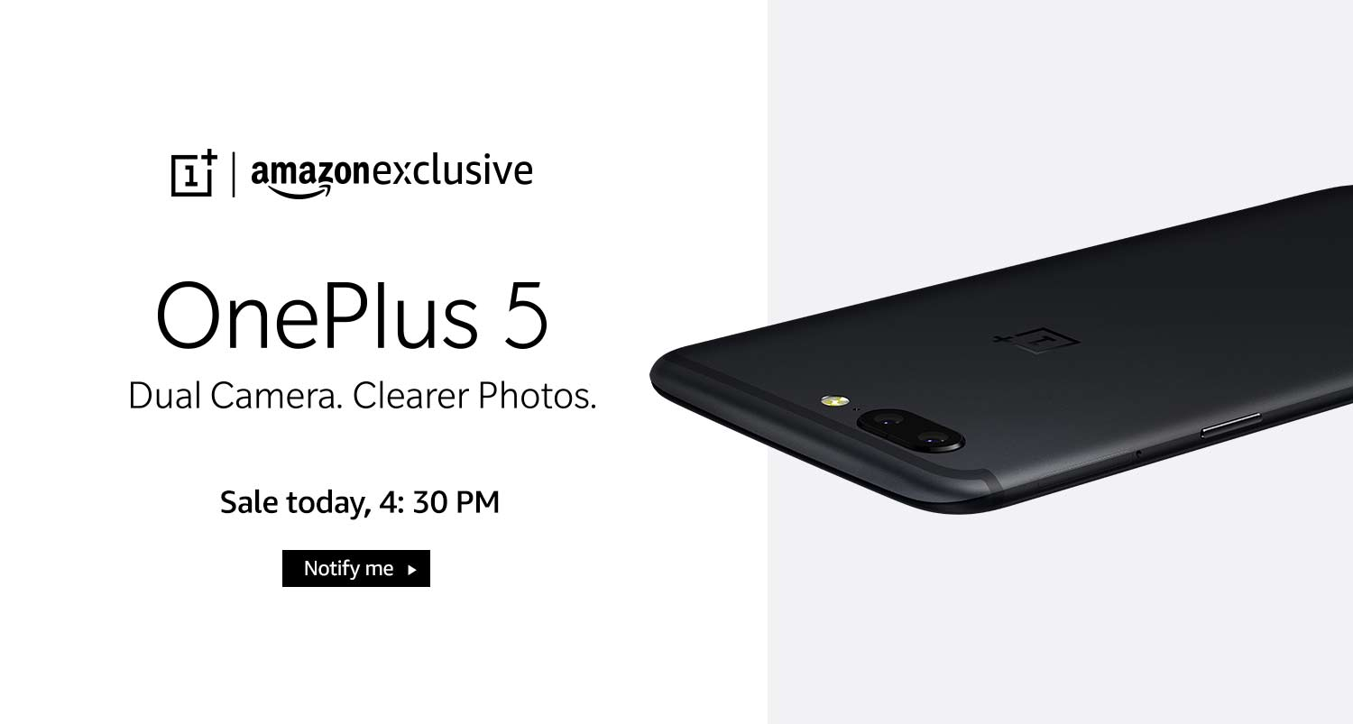 OnePlus 5 Is Launched