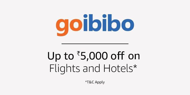 GoIbibo Offer
