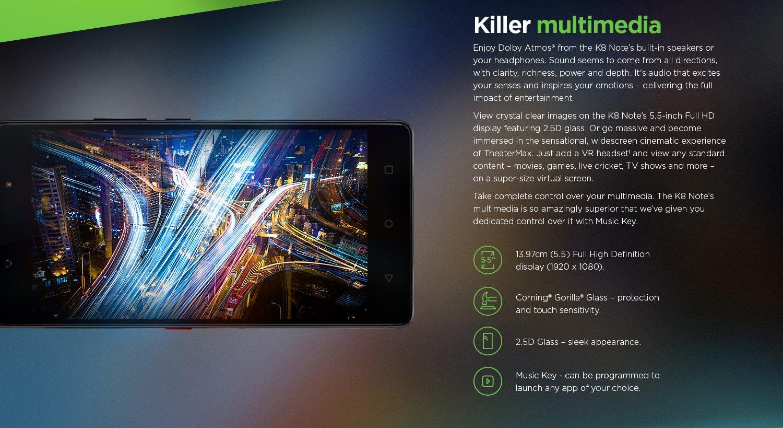 Killer multimedia