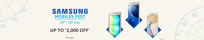 Samsung Mobiles Fest