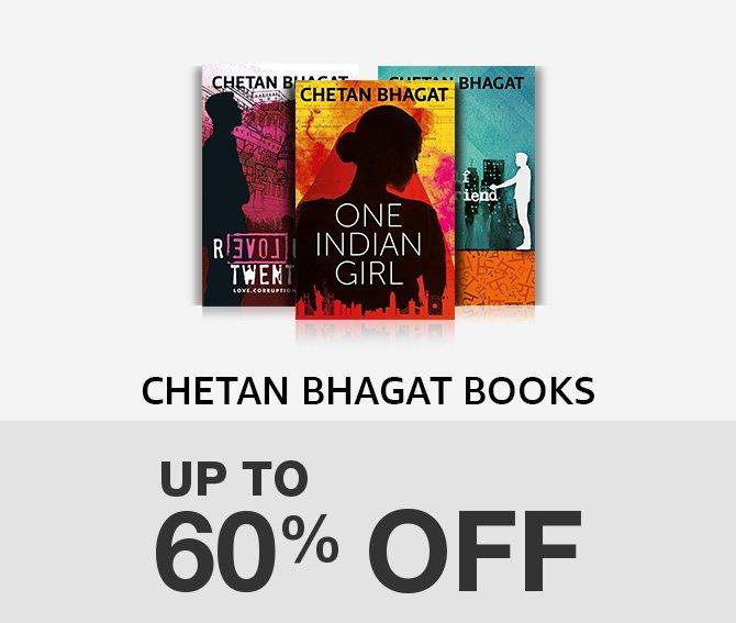 ChetanBhagat_Books