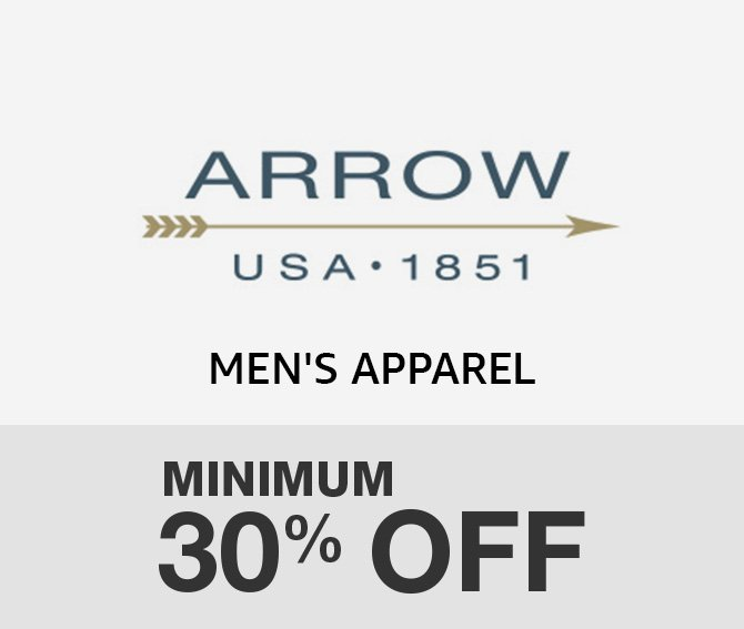 arrow_men_apparel