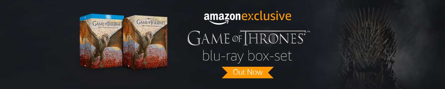 Game Of Thrones Blu Ray