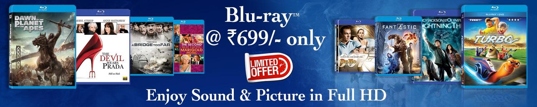 Bluray offers