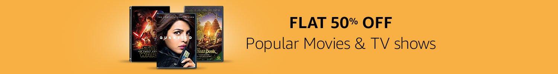 Flat 50