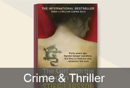 Crime & Thriller Used Books