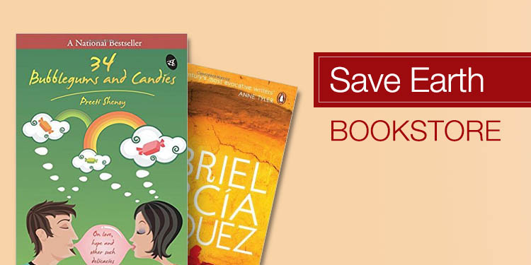 Save Earth Used Booksstore