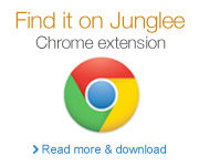 Google Chrome plugin for Junglee