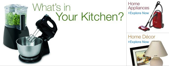 What's in your Kitchen