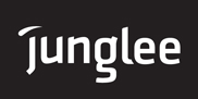 JungleeBnWLogoBlack