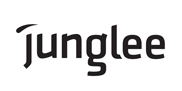 JungleeBnWLogoWhite