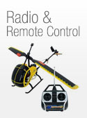 Radio & Remote Control