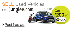 Sell your Vehicles on Junglee