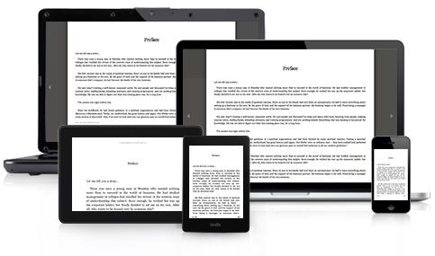 Kindle paper write