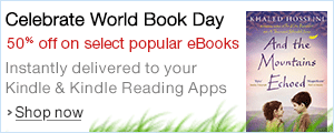 World Book Day: eBooks for Kindle & Kindle Apps