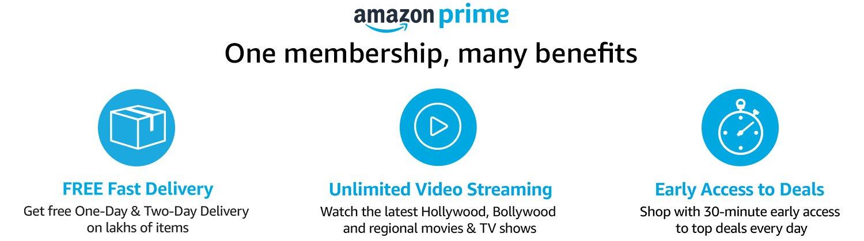One membership, many benefits