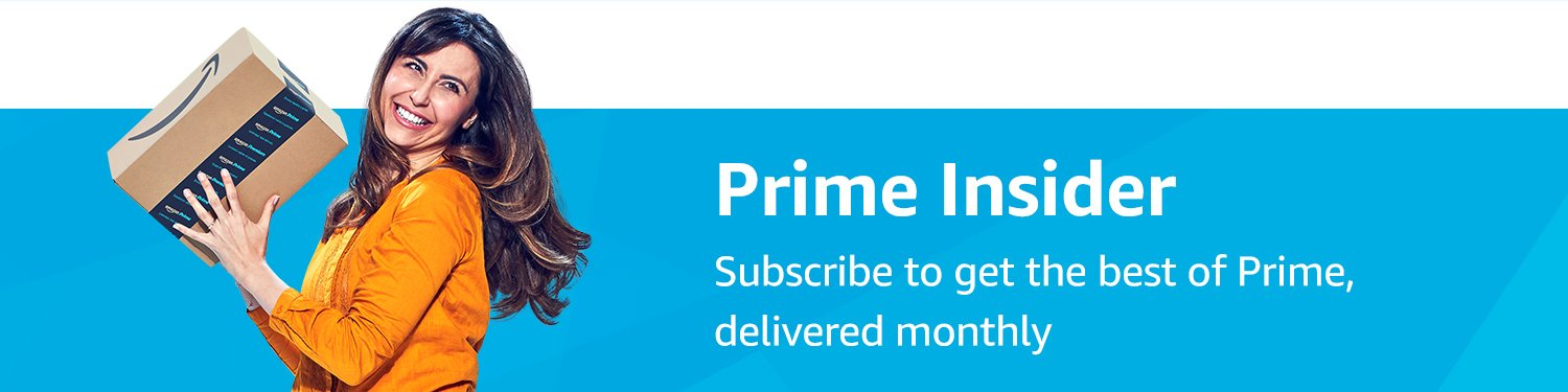 Prime Insider: subscribe