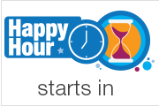 Countdown to Happy Hour