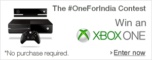 Enter for a chance to win an Xbox One!