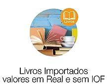 Livros Importados em Real e sem IOF